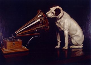 His Masters Voice